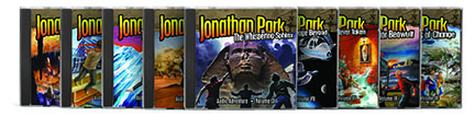 jonathan park mp3 9-volume collection