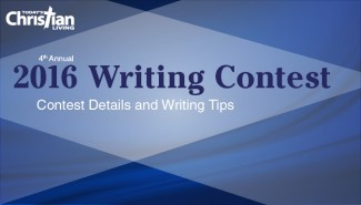 Writing Contest Banner