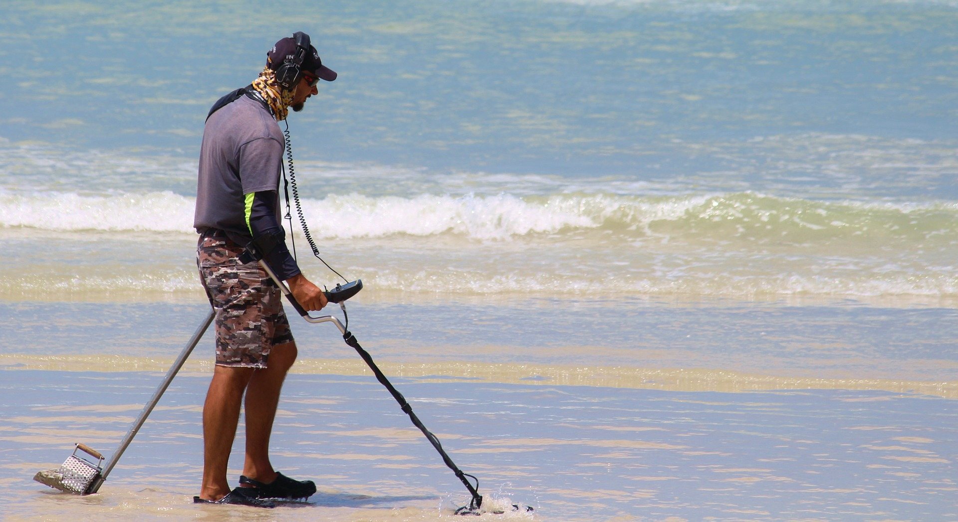 The Atheist and His Metal Detector