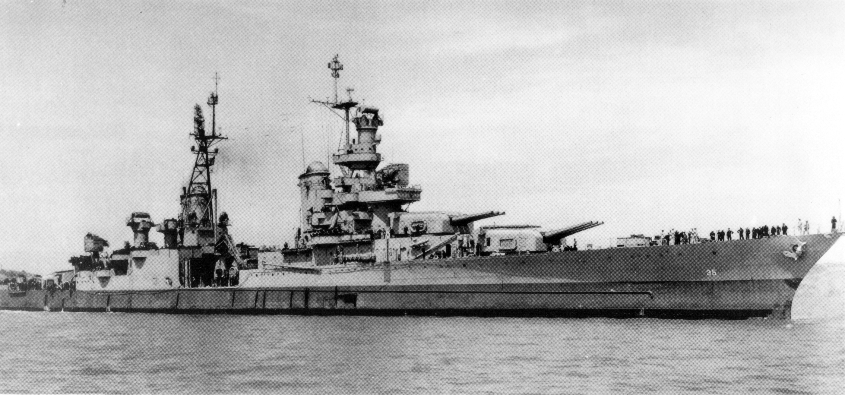 An Interview with Edgar Harrell, a Survivor of the USS Indianapolis