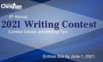2021 Writing Contest